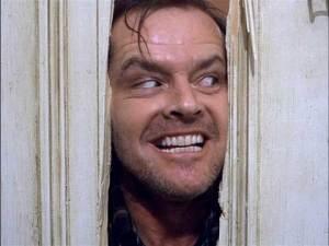 """My first understanding of """"crack the door"""""""