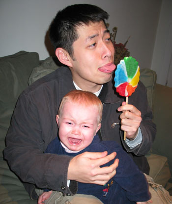 Taking Candy From a Baby « Literal-Minded
